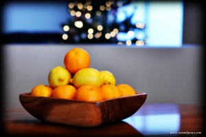 Oranges & Lemons Scent for the Holidays