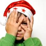 Child Holiday Melt-down
