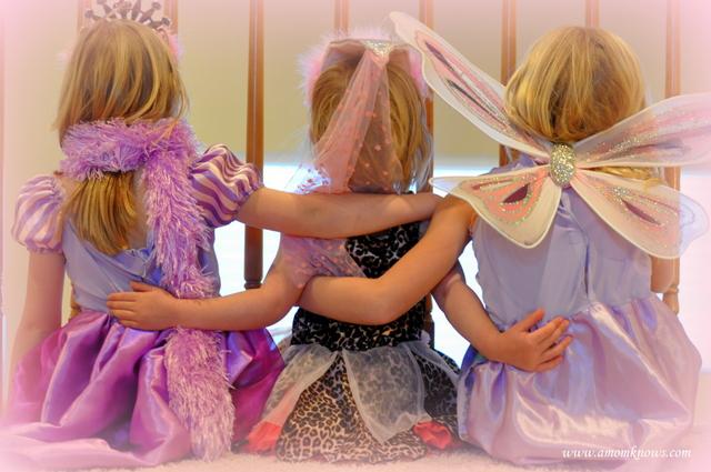 Daughters, Sisters, & Friends