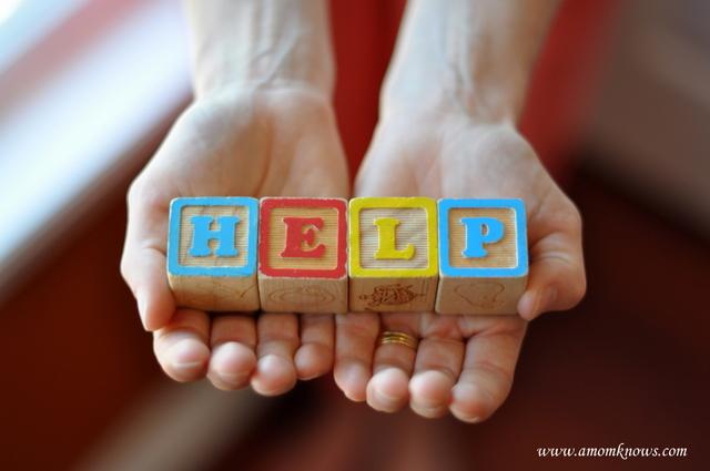 Hands Lending Help