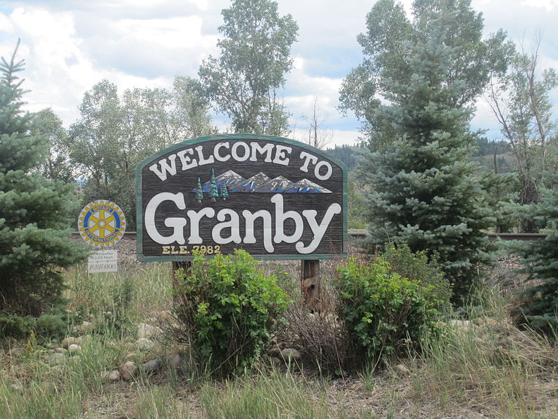 Welcom to Granby CO