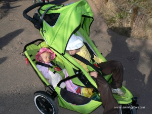 Phil & Ted Double Stroller Review